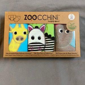 Zoocchini Toddler Training Underwear Pants